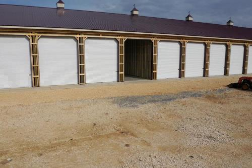 New Storage Units Being Constructed